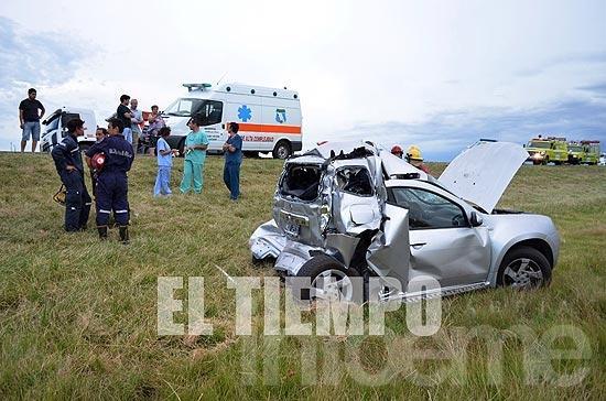 Camionero de Colonia Hinojo involucrado en fatal accidente