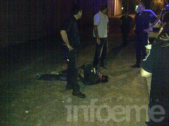 Un detenido tras un violento robo seguido de tiroteo