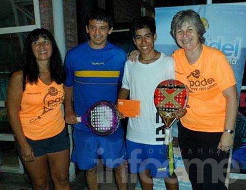 Copa Ciudad de Mar del Plata: Chingotto y Albín se quedaron con el título