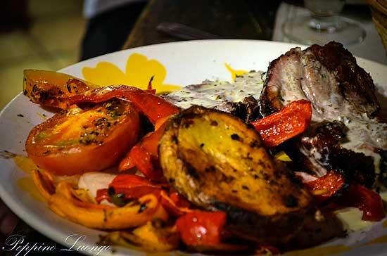 Cocina de autor y asador criollo en Peppino Luongo