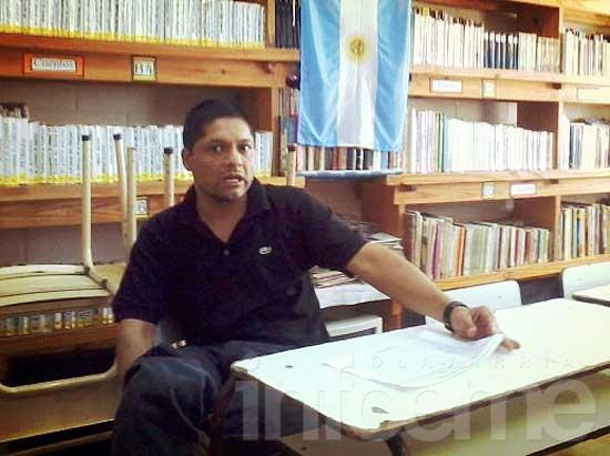 Internos son alfabetizados para acceder a la escuela primaria