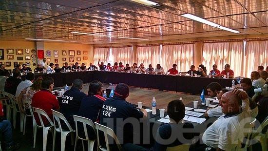 36 Cuerpos de Bomberos se reunieron en Olavarría