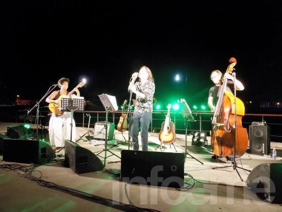 Una gran noche de fusión musical de Cuba y Brasil