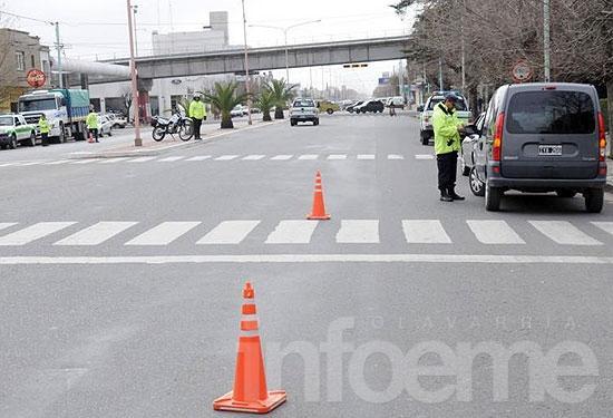 Labran más de 9 mil infracciones de tránsito en la ciudad en 2014