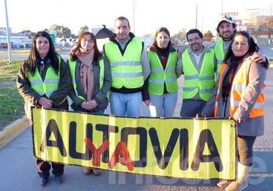 """Ratifican manifestación en rutas provinciales """"sin cortes"""""""
