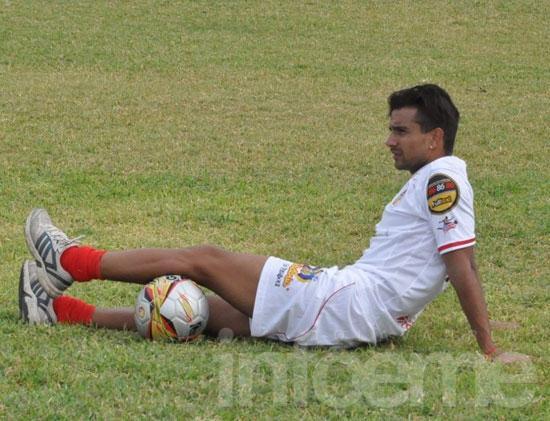 Juan Berdún está a un paso del debut