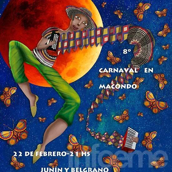 Macondo se prepara para el carnaval