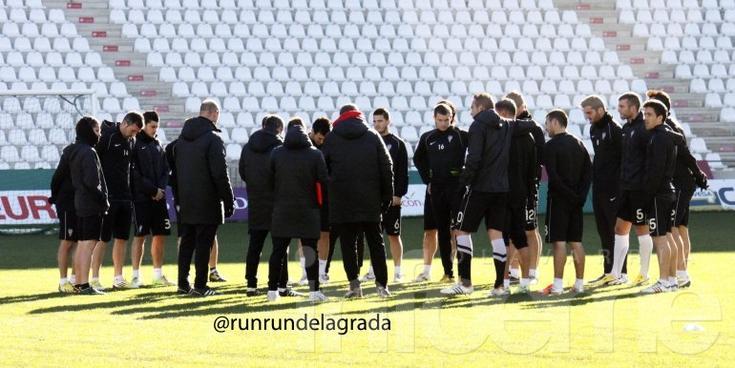 Racing comenzó los entrenamientos de cara al partido de Copa Argentina