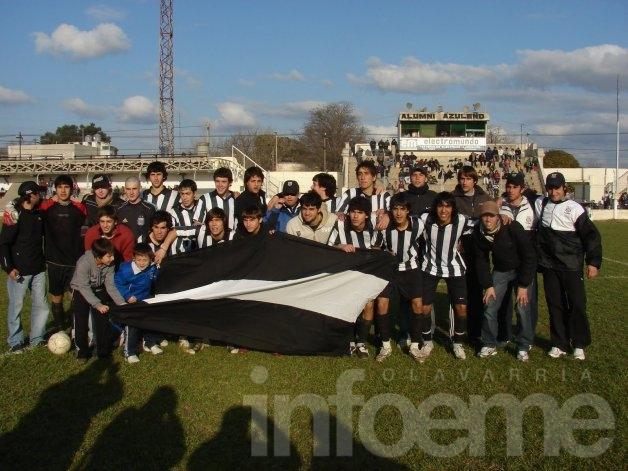 Federal C: Sarmiento venció a Alumni Estudiantes