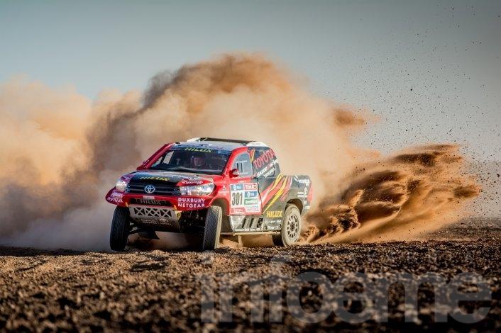 Así será el recorrido del Rally Dakar 2016