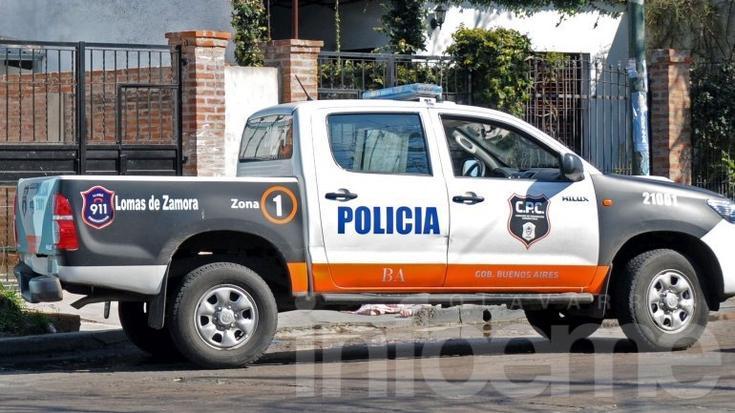 Otro ataque a tiros a policías: esta vez fue en Moreno
