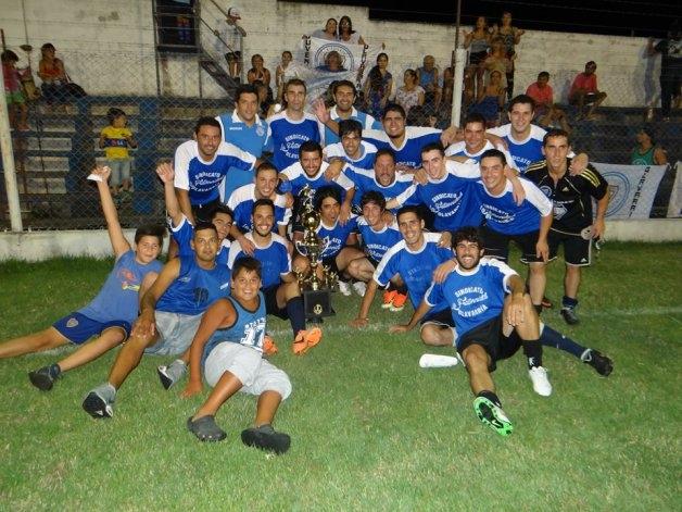 El FOLA tiene a sus campeones del 2015