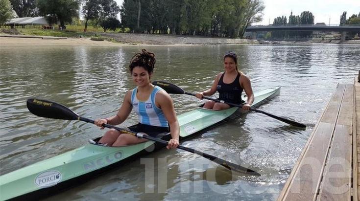 """""""Las Pirañas"""" a la Regata Internacional del Río Negro"""