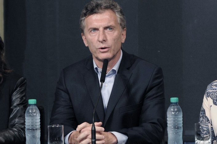Macri anunció obras para la ruta 40, entre Mendoza y San Juan