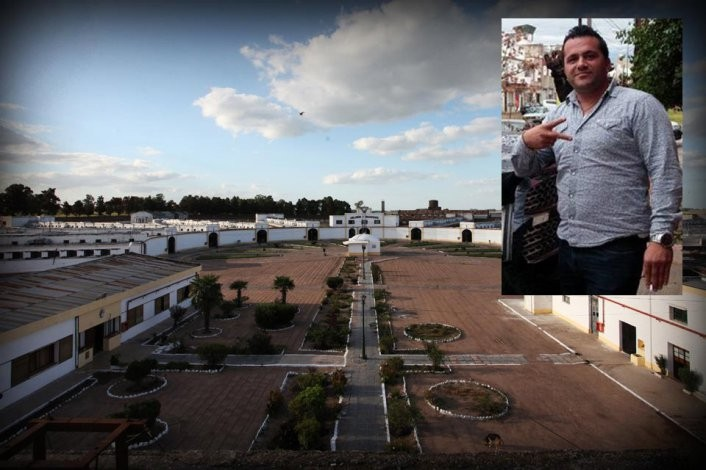 """Por ayudar a los prófugos de Alvear el """"Faraón"""" está detenido en Sierra Chica"""