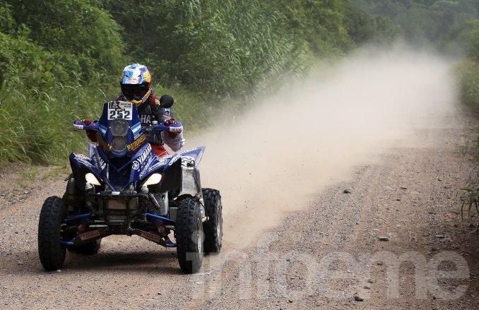 Marcos Patronelli ganó su primera etapa en este Dakar 2016
