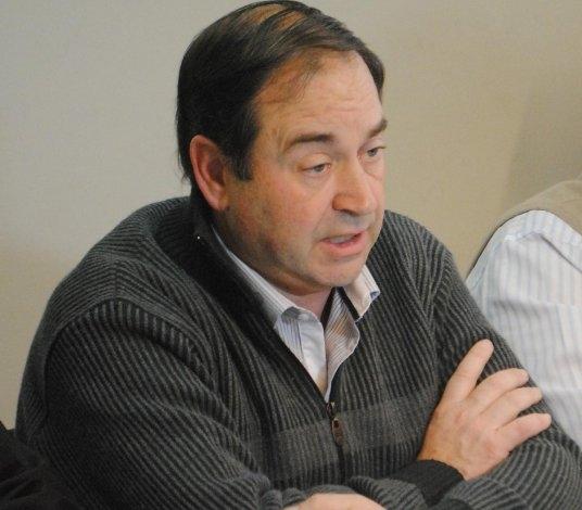 Carlos Clavero es el nuevo director de la Región Sanitaria IX