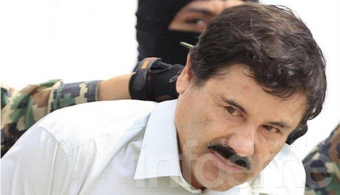 "Después de seis meses, detuvieron al capo narco ""Chapo"" Guzmán"
