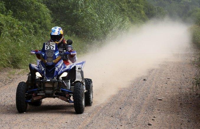 Los hermanos Patronelli dominan en cuatriciclos el rally Dakar 2016