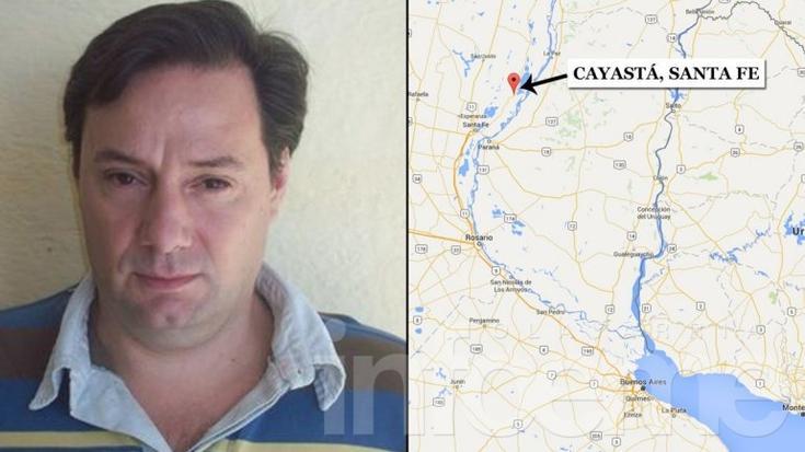Fuga de Alvear: M. Lanatta fue encontrado en Santa Fe según policía de la provincia