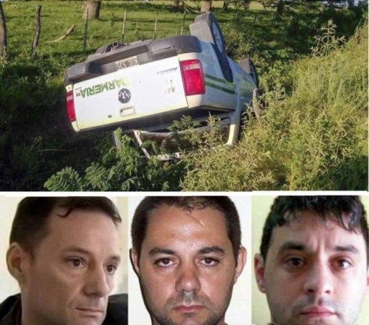Sólo confirman a M. Lanatta como el único detenido de los tres prófugos