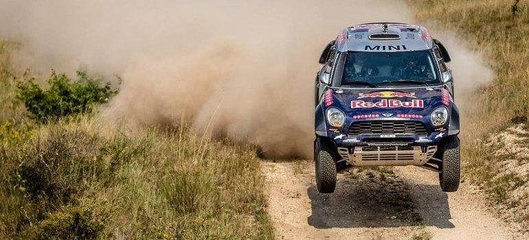 Rally Dakar: murió un espectador boliviano al ser atropellado