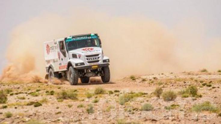 Tras el descanso, el Dakar volvió a largar entre las dunas