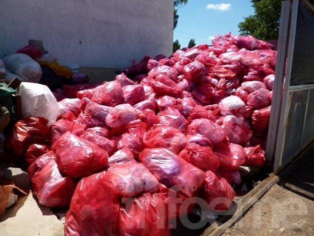 Hospital: Graves inconvenientes en el retiro de residuos patogénicos