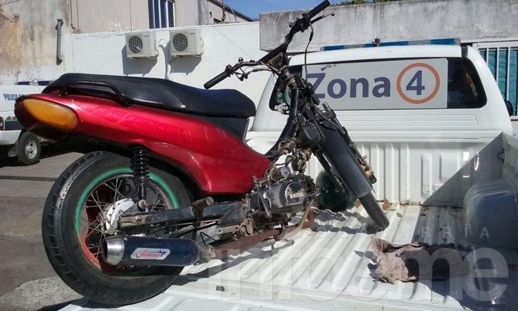 Secuestraron tres motos en operativos