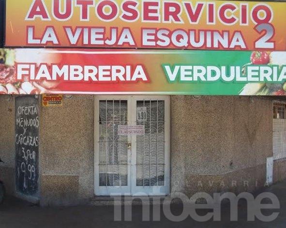 Bromatología clausuró un minimercado por varias irregularidades