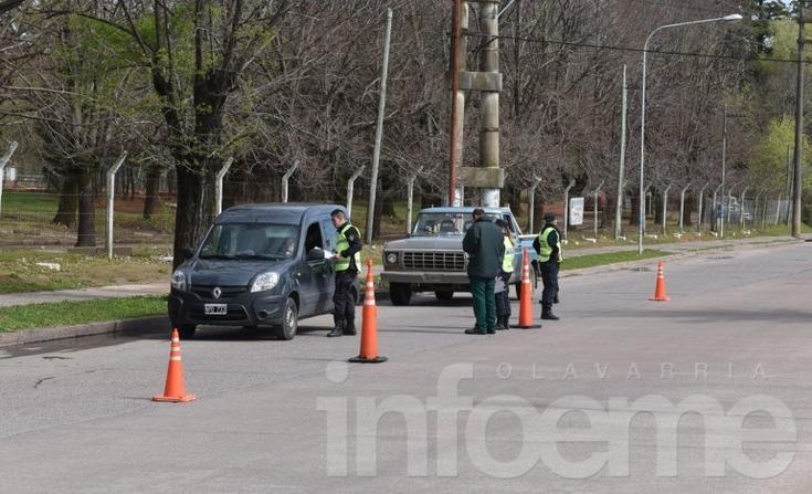 Más de treinta vehículos secuestrados en controles