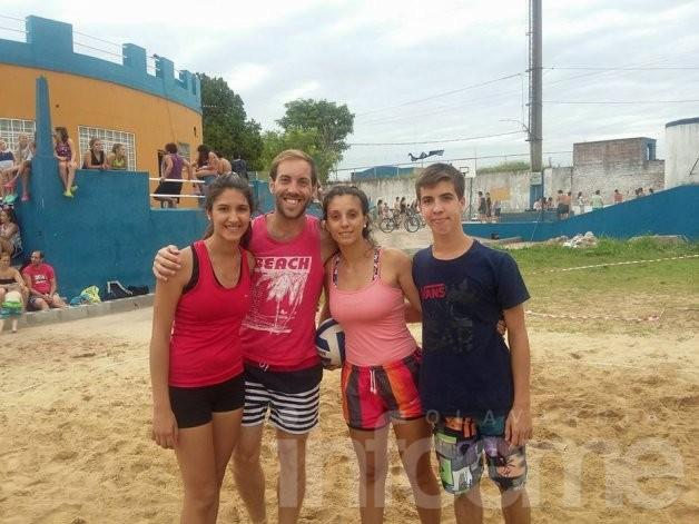 "Torneo de beach voley ""Aniversario Chaira"