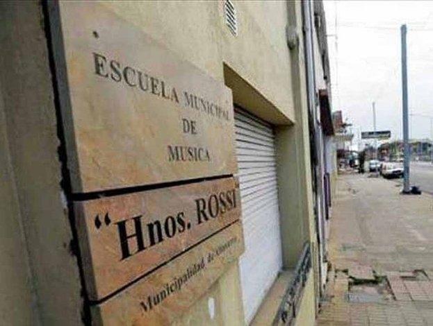 """Talleres de verano en la Escuela Municipal de Música """"Hnos. Rossi"""""""