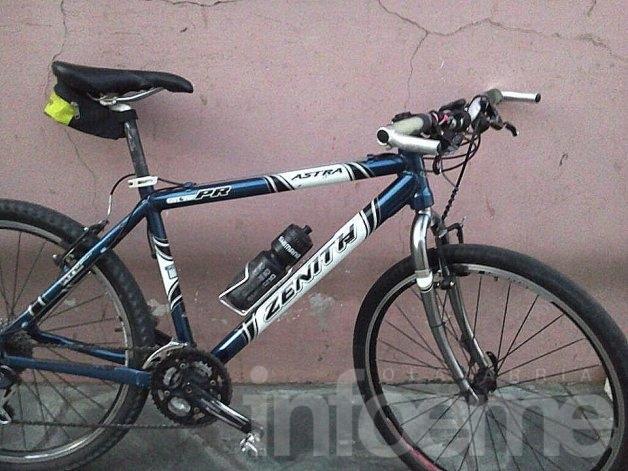 """Buscan una bici que sustrajeron de """"Los Robles"""""""