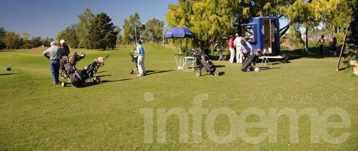 Comenzó la Escuela de golf para Adultos