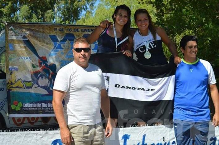 """Las Pirañas"" ganaron la Regata Internacional de Rio Negro tras 18 horas"