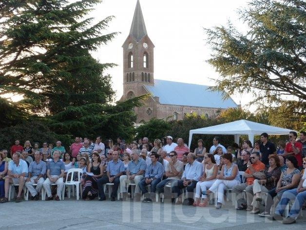 El festejo del 129ª Aniversario de Hinojo en fotos