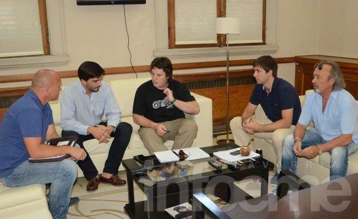 Estudian la creación de una Escuela de Instructores de Manejo Regional