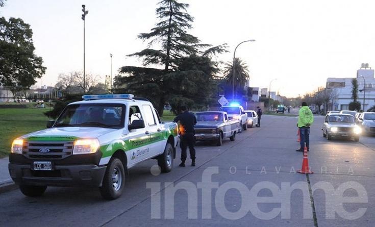 Tránsito: Más de 250 infracciones en una semana
