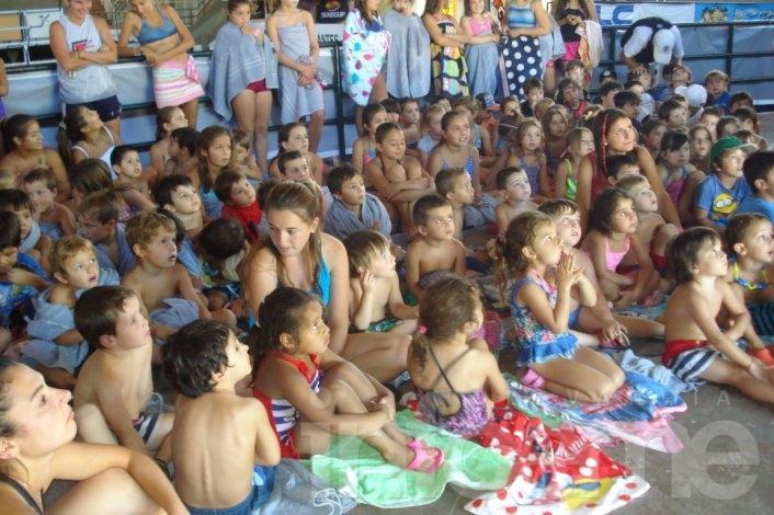 Más de 700 niños participaron de charlas sobre el cuidado del agua