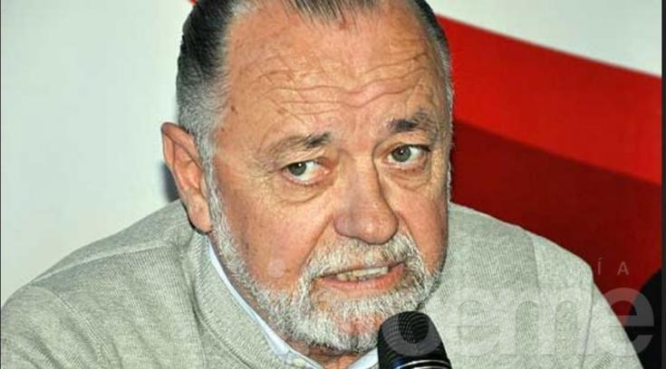 Renunció Cajén y lo reemplaza Julio Ferraro