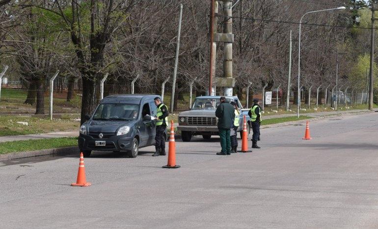 Otra semana con más de 200 infracciones en controles de tránsito