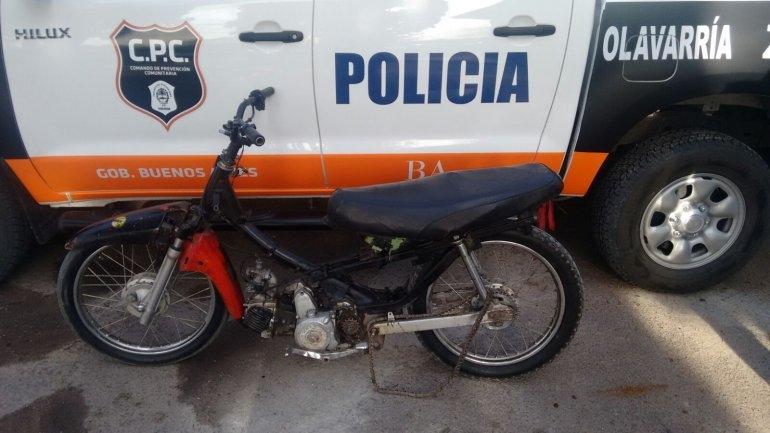 Cuatro motocicletas secuestradas en operativos de tránsito