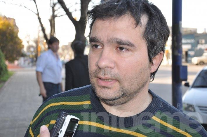 """Diego Alonso: """"el autor intelectual y los cómplices andan caminando por la calle"""""""