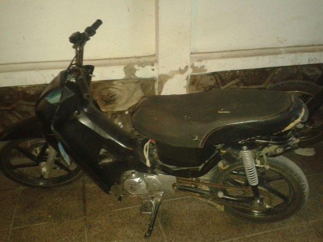 Dos motos recuperadas y devueltas a sus dueños
