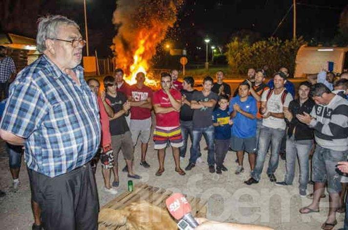 Conflicto en San Lorenzo: el Ministerio de Trabajo dictó la conciliación voluntaria