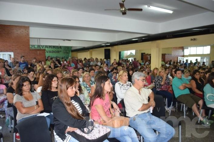 Los Municipales presentarán sus reclamos al Concejo Deliberante