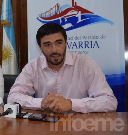 Galli ratificó a Daniel Borra como asesor en Seguridad