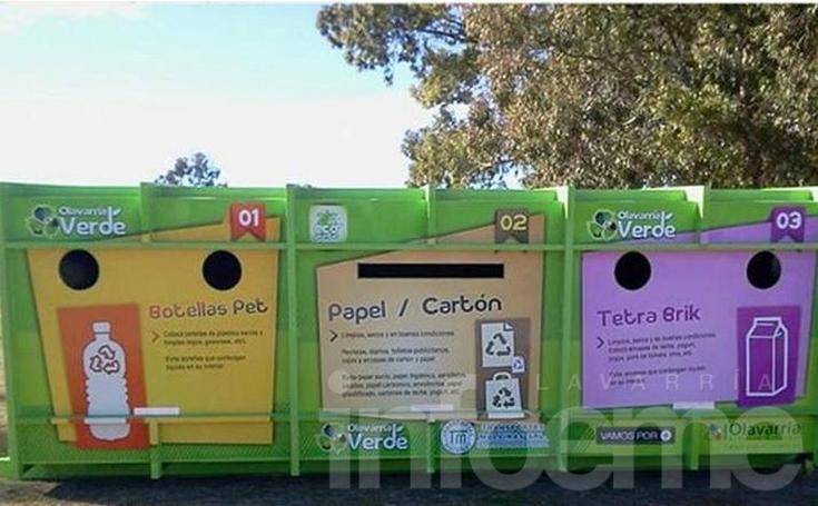 El Ecopunto se traslada al Parque Helios Eseverri