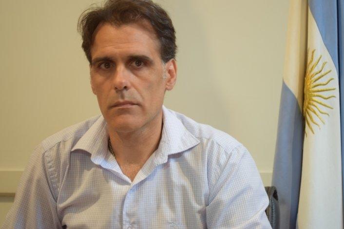 Yaben dejó de ser el Subsecretario de Hacienda en Olavarría